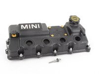 ES#2855858 - 11128658461 - Valve Cover With MINI Label - Keep your MINI engine looking new - Genuine MINI - MINI