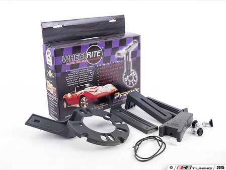 ES#2770120 - 01201 - WheelRite Wheel/Tire Fitment Tool - This tool allows you to get a perfect fit the first time and every time when buying new tires and wheels for your ride. This tool simply bolts to your wheel hub, allowing you to simulate different sizes of tires and wheels. - WheelRite - Audi BMW Volkswagen Mercedes Benz MINI Porsche