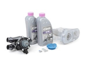 ES#2847693 - 06H121026BAKT2 - Cooling System Refresh Kit - level 1 - Service your critical cooling system components with one kit! - Assembled By ECS - Audi