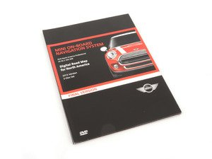 ES#2782072 - 65902365698 - 2015-1 Navigation DVD (MINI CCC) - The 2015 map update for MINIs using a DVD-based navigation system - Genuine MINI - MINI