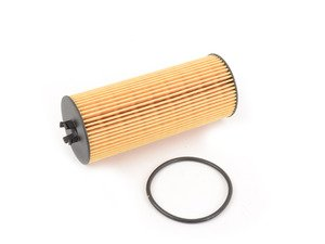 ES#2808824 - 2781800009 - Engine Oil Filter Kit - Priced Each - Includes all o-rings needed for installation - Hengst - Mercedes Benz