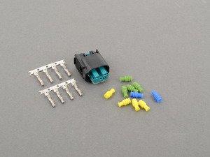 ES#2844512 - 61132359998 - Repair kit for Socket Housing - Used in multiple repairs ; 3 Pol - Genuine MINI - MINI