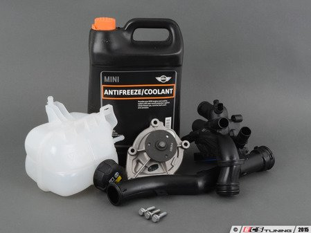 ES#2718026 - 11517550484KT3 - Cooling System Refresh Kit - An entry level cooling refresh kit - with selected components ( Bremman Part comes with a 3 year warranty ) - Assembled By ECS - MINI