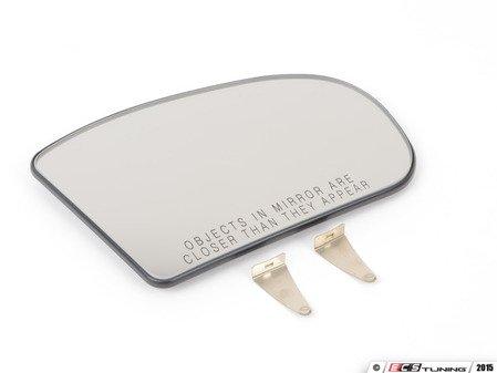 ES#1733705 - 2038101021 - Mirror Glass - Right Side - Curved Glass - Genuine Mercedes Benz - Mercedes Benz