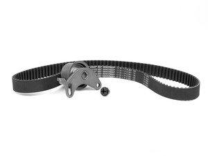 ES#2167428 - 11311469240 - Timing Belt Kit - Level 1 - Save yourself from spending thousands of dollars on a rebuilt cylinder head. Includes OE timing belt, tensioner/roller, and radiator drain plug. - Assembled By ECS - BMW