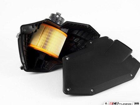 ES#2072577 - 13717552437 - N52 Euro Air Intake - Add European performance and convenience to your US spec E9x or E8x 1 series - Genuine European BMW - BMW