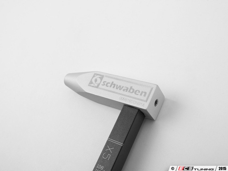 ECS News Schwaben Wheel Bolt Pattern Gauge Amp Installation Tools New Wheel Bolt Pattern Tool