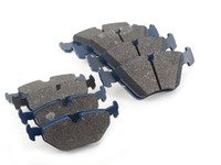 ES#2804514 - 7284-D394KT1 - Front And Rear Cool Carbon S/T Performance Brake Pad Set - All-in-one brake pads that deliver pure undiluted performance - Cool Carbon Performance - BMW