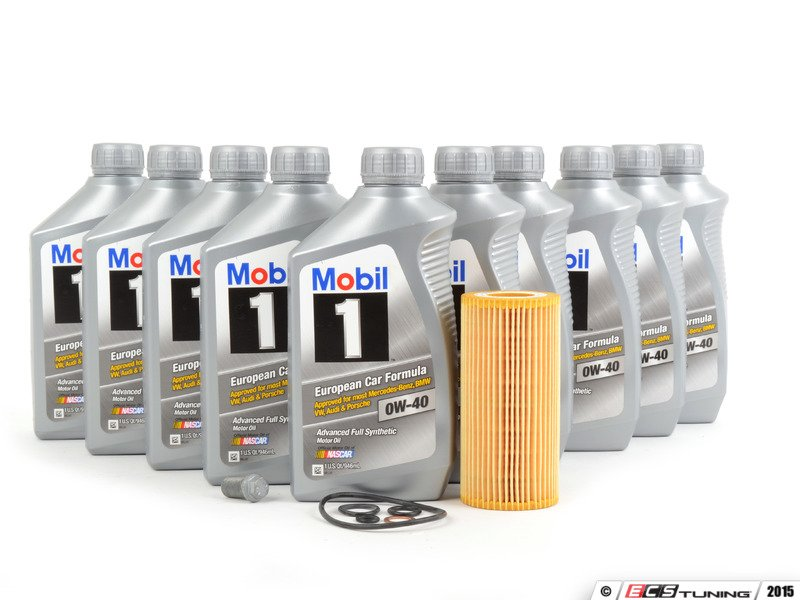 Genuine Mercedes Benz 2751800009kt Engine Oil Service