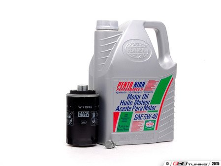 ES#250308 - MK520T3KKTCTBA -  Oil Service Kit - Includes Pentosin oil, filter, and drain plug - Assembled By ECS - Audi Volkswagen