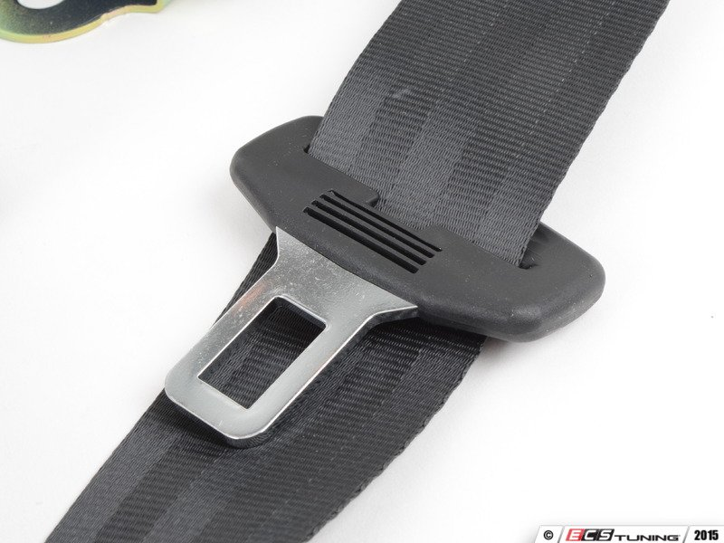Seat Belt Replacement Parts : Genuine volkswagen audi k ahraa rear seat belt