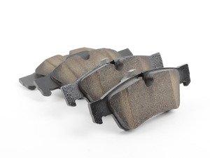 ES#2760941 - 1644202720 - Rear Brake Pad Set - Does not include new wear sensor - Genuine Mercedes Benz - Mercedes Benz
