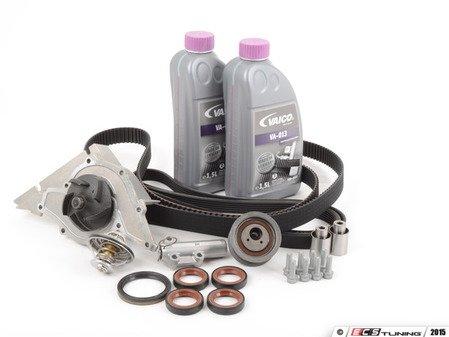 ES#6195 - 077198501 - ECS Tuning Timing Belt Kit - Ultimate Plus - The ultimate 23 piece kit for preventative maintenance! - Assembled By ECS - Audi