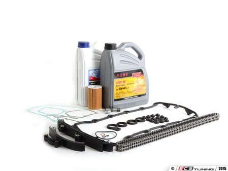 ES#2702913 - 11311739480KT - Timing Chain Kit - Everything you need to do a complete timing chain service - Assembled By ECS - BMW