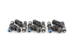 ES#2574524 - 17U0107506 - Performance Fuel Injector Set - 750cc per minute set of 6 fuel injectors - DeatschWerks - BMW Porsche