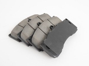 ES#2855377 - st309.12470 - StopTech Performance brake pads - For ST-60 6 piston calipers - StopTech - Audi
