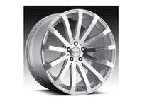 "ES#2855698 - hr91121885sKT - 18"" HR9 Wheels - Set Of Four - 18""x8.5"" ET32 5x112 - Silver/Diamond Cut - MRR Design - Audi Volkswagen"