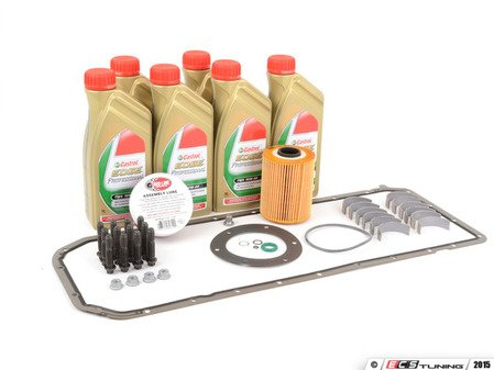 ES#2855974 - 11247835439KT1 -  Rod Bearing Replacement Kit  - Includes everything needed for a rod bearing service - Assembled By ECS - BMW
