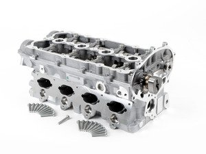 ES#2827092 - 06F103265B - FSI Cylinder Head - Complete - OE# 06F103265B - 100% new cylinder head for your 2.0T FSI, complete with valves, springs, and camshafts - AMC - Audi Volkswagen