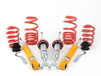 "ES#845 - 29363-2 - Street Performance Coilover System - Average lowering height of 1.2""-2.2""F 0.75""-1.7""R - H&R - Audi"