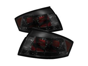 ES#2842146 - YDATT99LEDSM - Led Tail Light Set - smoked - Upgrade your exterior looks - Spyder - Audi