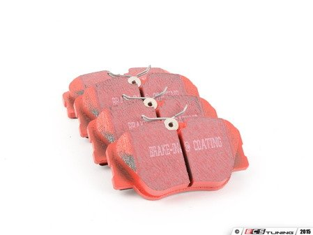 ES#520556 - DP3577C - Front Redstuff Ceramic Performance Brake Pad Set - High performance street pad featuring Kevlar technology - EBC - Mercedes Benz