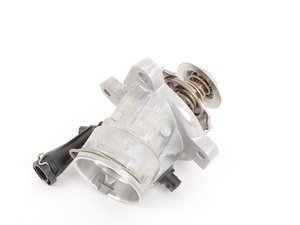ES#1689101 - 1562030475 - Thermostat Assembly - Includes new gasket - Genuine Mercedes Benz - Mercedes Benz