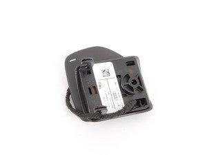 ES#388053 - 4E0951527K5PR - Shift Paddle - Sabre (Black) - Left - Down shift paddle behind the steering wheel - Genuine Volkswagen Audi - Audi