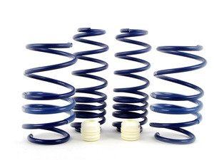 "ES#2770720 - 54787 - Sport Spring Set - Average lowering front: 1.3"" rear: 1.3"" - H&R - Volkswagen"