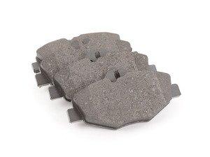 ES#2800045 - 004420872041 - Front Brake Pad Set - Does not include new brake pad wear sensors - Genuine Mercedes Benz - Mercedes Benz