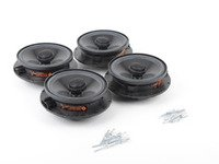 ES#2857586 - VMK4 - Xtase Upgraded Speaker Kit - Plug and play, high-end German made speakers for your Volkswagen manufactured from the finest materials - Soumatrix - Volkswagen