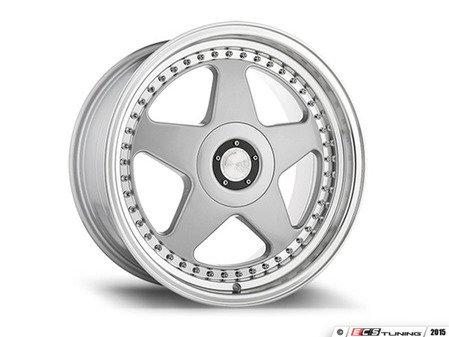 "ES#2840740 - m2401129gsKT - 18"" M240 Wheels - Set Of Four - 18""X9"" ET38 5x112 - Gloss Silver - Avant Garde - Audi Volkswagen"