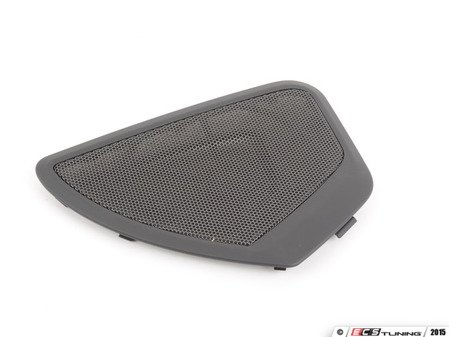 ES#2805132 - 51417278450 - Speaker Cover - right  - Black, HiFi speaker cover - Genuine BMW - BMW