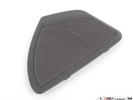ES#2805131 - 51417278449 - Speaker cover - left - Black, HiFi speaker cover - Genuine BMW - BMW