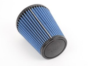 "ES#518479 - 24-35007 - Universal Pro 5R Air Filter - Blue (oiled) - Replacement filter with 3.5""inlet, 6""base, 4""top, and 7""height - AFE - Volkswagen"