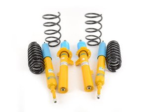 ES#2725391 - 46-180568 - B12 Pro-Kit Suspension System - Expertly matched performance Eibach Pro-line lowering springs and Bilstein shock/strut package for a dramatic increase in performance handling. World-famous Bilstein quality with a limited lifetime warranty! - Bilstein - BMW