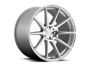 "ES#3143007 - ESSEN-007SKT - 21"" Essen ""M146"" Wheels - Set Of Four - 21""x10.5"" ET45 57.1CB 5x112 Machined Silver - Niche Wheels - Audi"