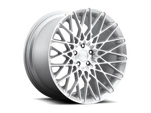 "ES#2862801 - m16119954348KT - 19"" Citrine - Set Of Four - 19""x9.5"" ET45 5x112 - Machined Silver - Niche Wheels - Volkswagen"