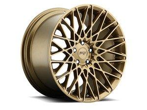 ES#2877441 - m15520852135KT - 20x8.5 Citrine - Square Set Of Four - 20x8.5 ET35 72.6 CB in bronze finish - Niche Wheels - BMW
