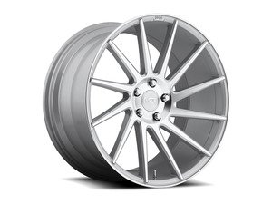 "ES#2855285 - SURGE-013SKT - 20"" Surge ""M112"" Wheels - Set Of Four - 20""x10"" ET40 57.1CB 5x112 Machined Silver - Niche Wheels - Audi"