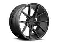 "ES#2848918 - MISANO-003mbKT - 18"" Misano ""M117"" Wheels - Set Of Four - 18""x9.5"" ET35 57.1CB 5x112 Matte Black - Niche Wheels - Audi"