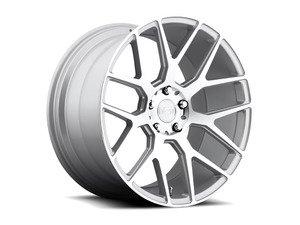 """ES#2855061 - M160-005sKT - 20"""" """"M160"""" Wheels - Set Of Four - 20""""x9"""" ET42 57.1CB 5x112 Machined Silver - Niche Wheels - Audi"""