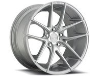 "ES#2848939 - TARGA-003sKT - 20"" Targa ""M131"" Wheels - Set Of Four - 20""x8.5"" ET42 57.1CB 5x112 Machined Silver - Niche Wheels - Audi"