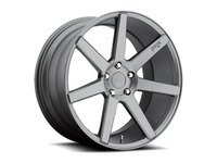 "ES#2848994 - VERONA-005GKT - 20"" Verona ""M150"" Wheels - Set Of Four - 20""x9"" ET38 57.1CB 5x112 Matte Gunmetal - Niche Wheels - Audi"