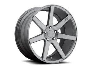 """ES#2863385 - m14919954335KT - 19"""" Verona - Set Of Four - 19""""x9.5"""" ET35 5x112 - Anthracite - Niche Wheels - Volkswagen"""