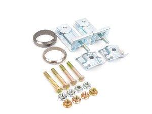 ES#2814162 - 18219059408 - Exhaust Mounting Kit, E36 - Hamburg Tech -