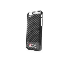 ES#2827199 - 010010ECS6 -  Carbon Fiber Phone Case - iPhone 6/6S - Dress up your iPhone with authentic carbon fiber - ECS - Audi BMW Volkswagen Mercedes Benz MINI Porsche