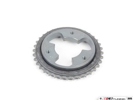 ES#2733493 - 11361438375 - Cam Gear - Exhaust - Connects to the crankshaft gear through the lower timing chain assembly. - Genuine BMW - BMW