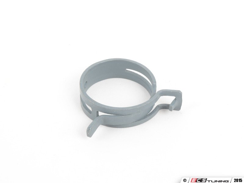 Rein n  spring band clamp priced each