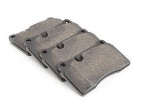 ES#2784683 - 8J0698151K - Front Brake Pad Set  - Restore the stopping power in your vehicle - Textar - Audi Volkswagen